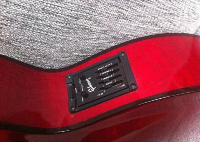 Gibson ec 10 standard montana (86953)