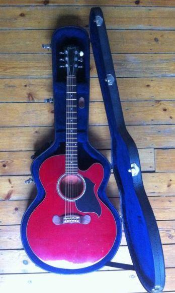 Gibson ec 10 standard montana (78039)