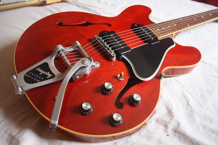 Gibson ES-330 - Vintage Cherry (98505)