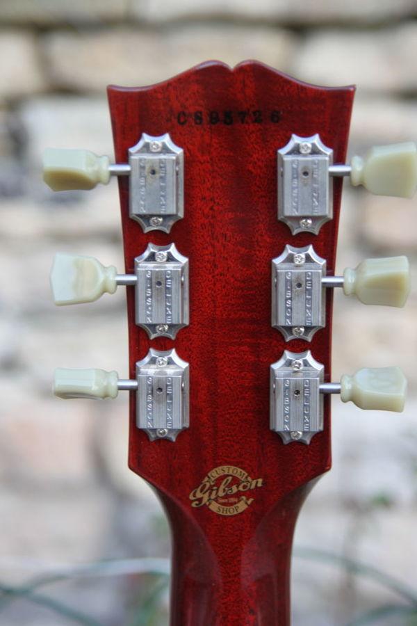 Gibson ES-339 30/60 Slender Neck - Antique Red (7971)