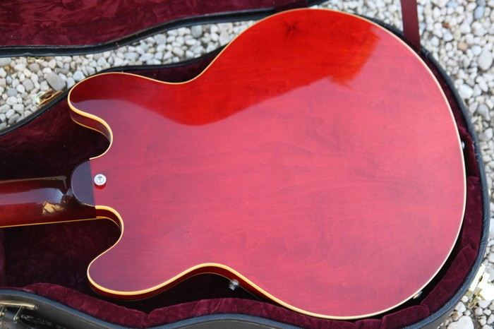 Gibson ES-339 30/60 Slender Neck - Antique Red (54040)