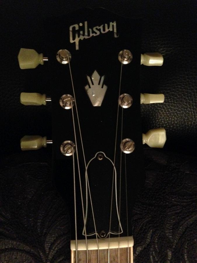 Gibson ES-339 30/60 Slender Neck - Ebony Limited Edition Phil Ou images