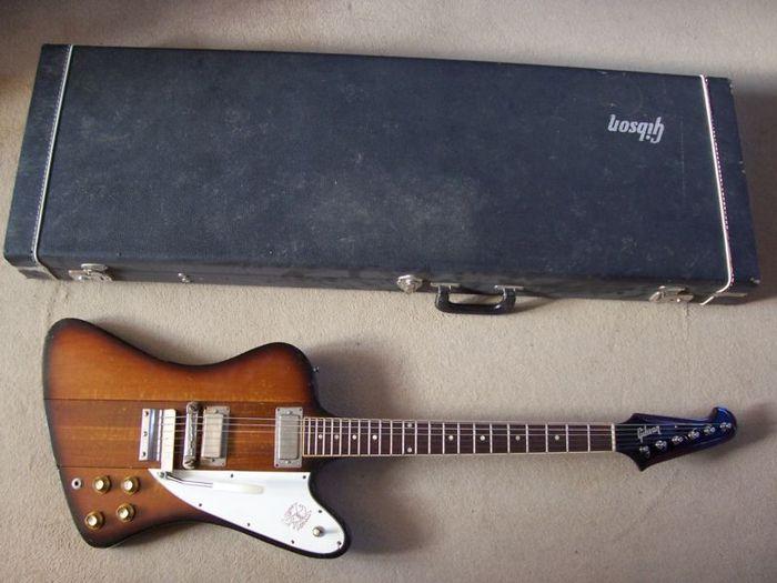 Gibson Firebird III (1963) 20.100 images