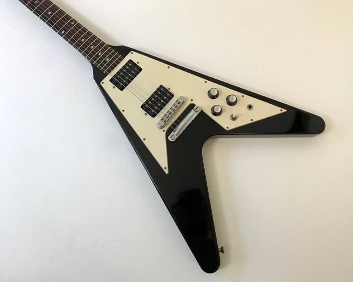 Gibson Flying V '67 Reissue - Ebony (6099)