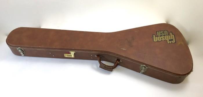 Gibson Flying V '67 Reissue - Ebony (12882)