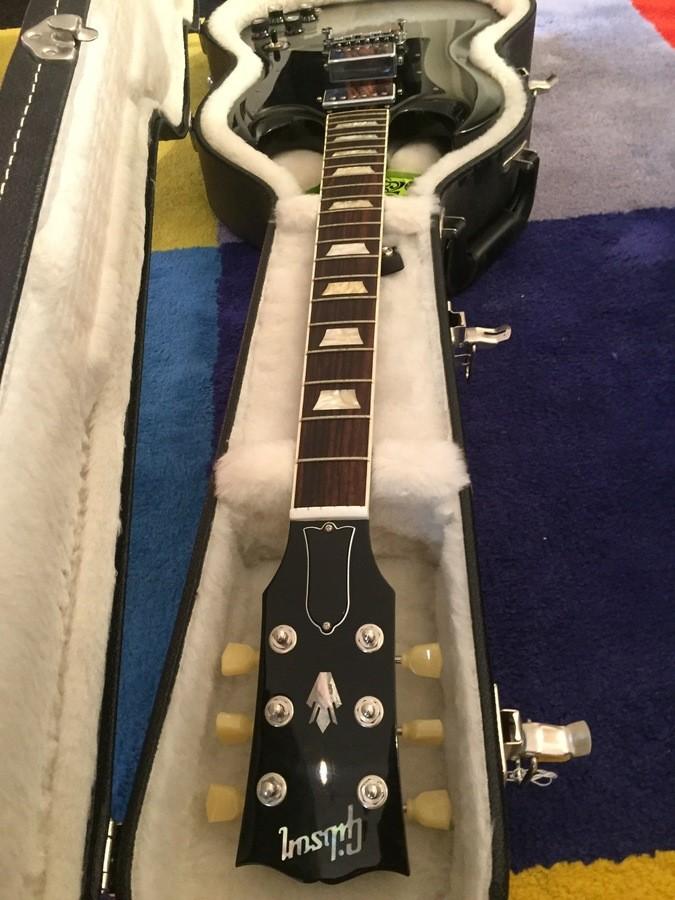 Gibson [Guitar of the Week #3] SG Standard - Silverburst (30849)