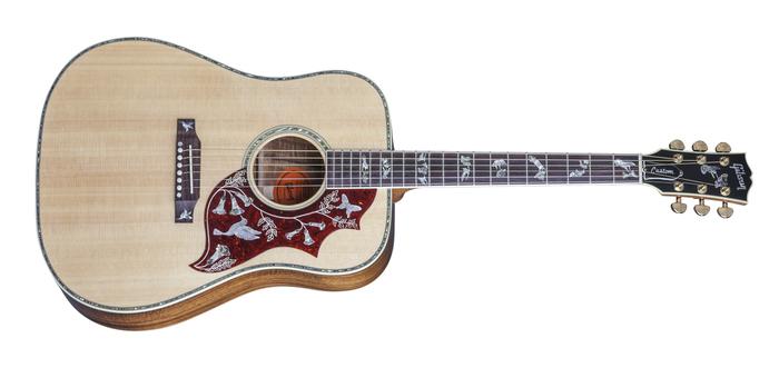Gibson Hummingbird Custom Koa 2016