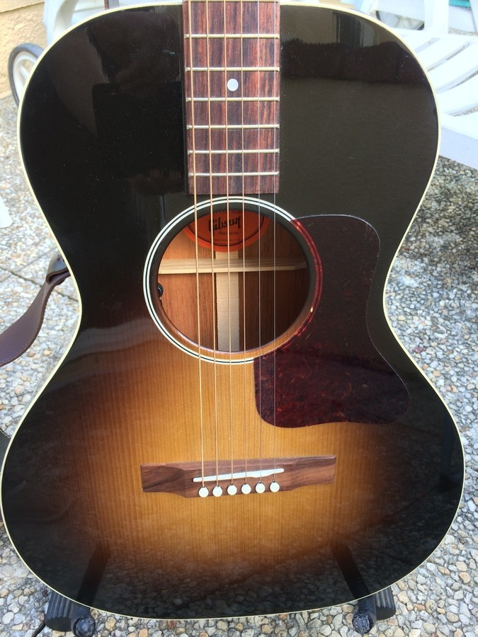 Gibson L-00 12 fret Red Spruce (33178)