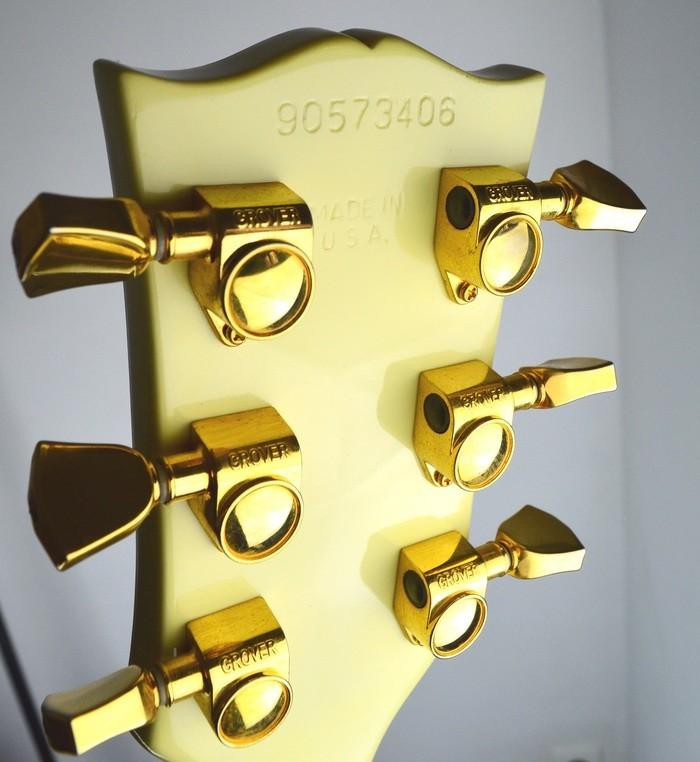 Gibson Les Paul Custom LH - Ebony (64063)