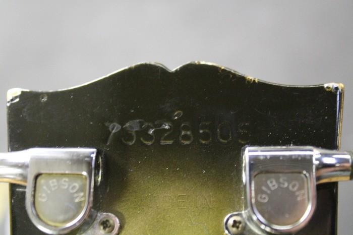 Gibson Les Paul Custom Silverburst (57349)