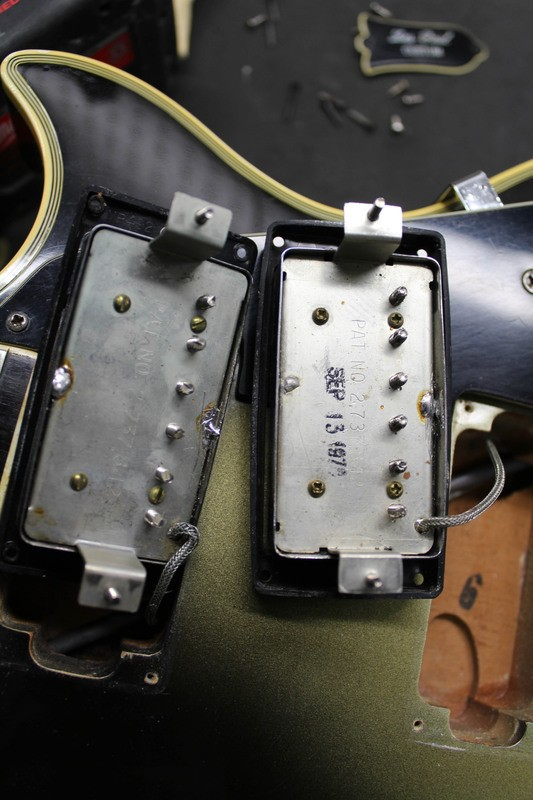 Gibson Les Paul Custom Silverburst (92540)