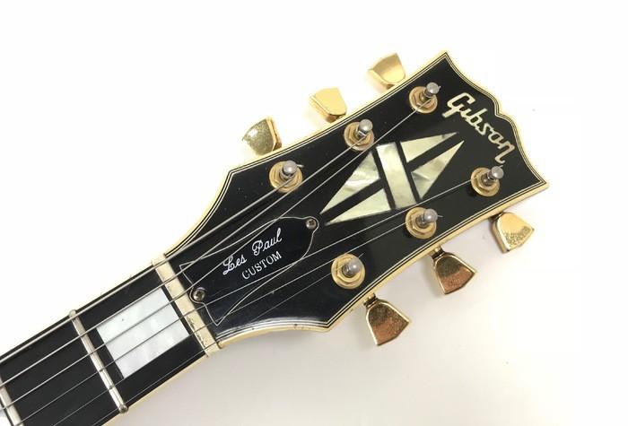 Gibson Les Paul Custom - Wine Red (10624)