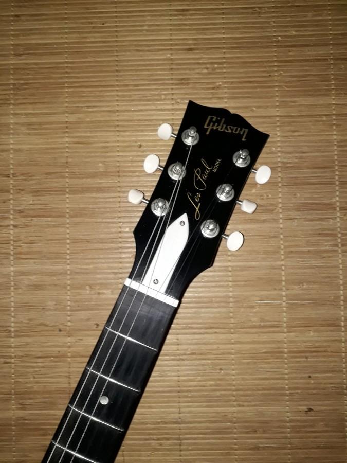 Gibson Les Paul Junior Faded - Satin White (57361)