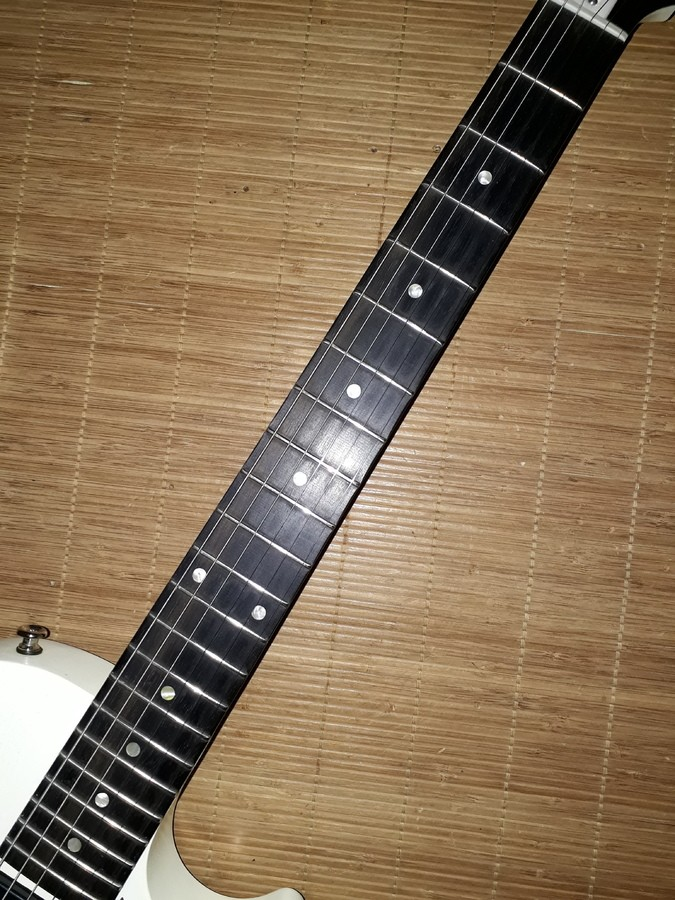 Gibson Les Paul Junior Faded - Satin White (65289)