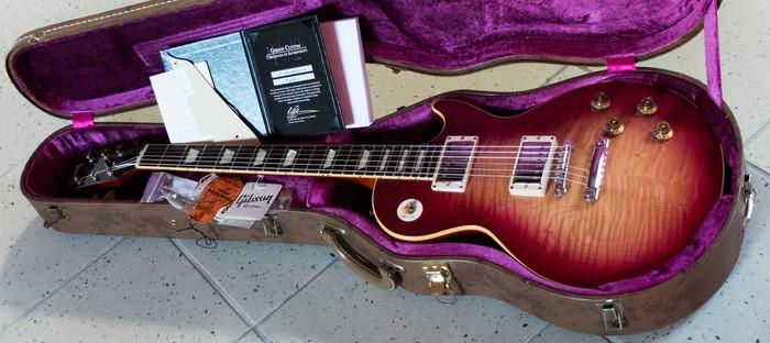 Gibson Les Paul Reissue 1959 (91512)
