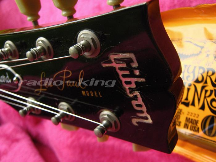 Gibson Les Paul Standard madvanser images