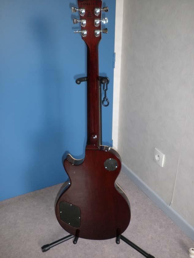 Gibson Les Paul Standard 2014 - Rootbeer Burst Perimeter francist1000 images