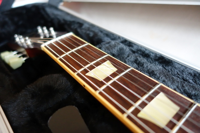 Gibson Les Paul Standard Faded '60s Neck fortiner images