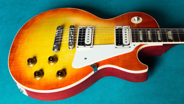Gibson Les Paul Standard Faded '60s Neck (48192)