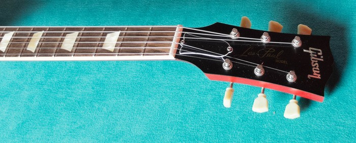 Gibson Les Paul Standard Faded '60s Neck (78166)