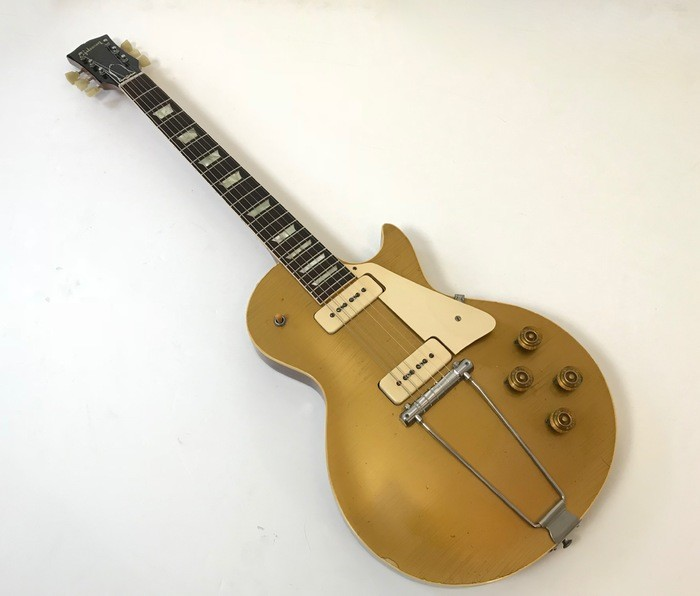 Gibson Les Paul Tribute 1952 - Gold Top (12907)
