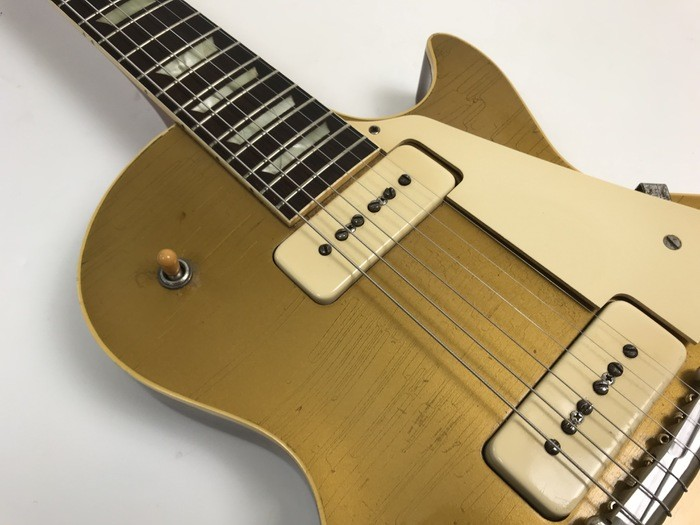 Gibson Les Paul Tribute 1952 - Gold Top (316)