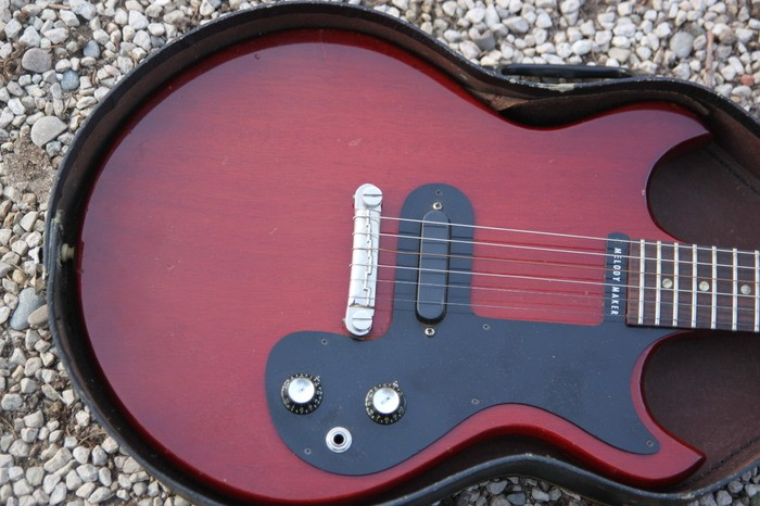 Gibson Melody Maker (1962) (7620)