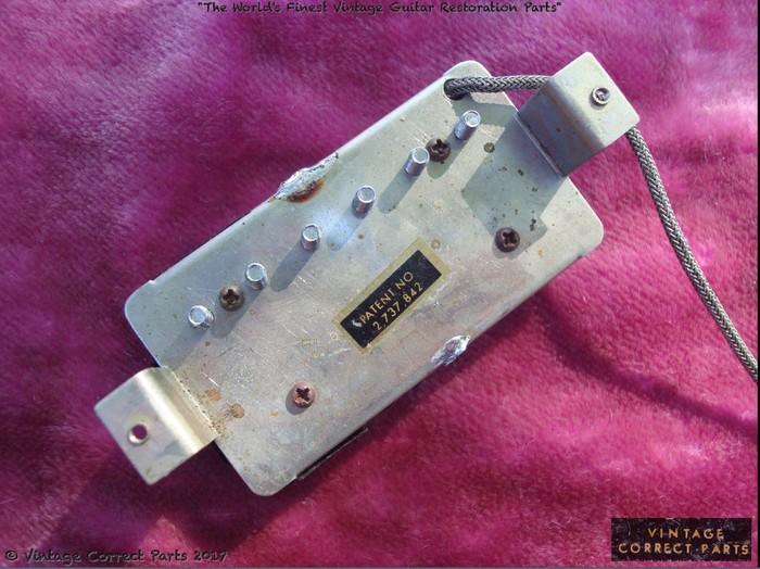 Gibson PAT 2.737.842 (85111)