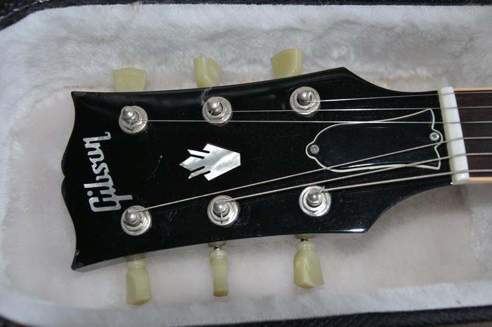 Gibson SG '61 Reissue Satin - Worn Brown (52891)