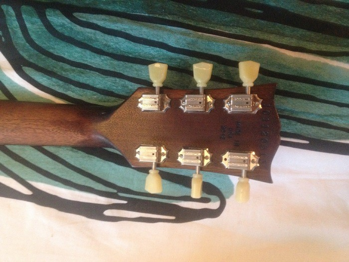 Gibson SG Special Faded - Worn Brown (49365)