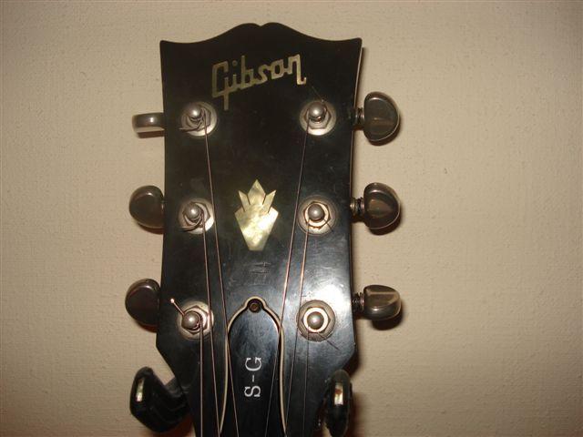 Gibson SG Standard (1976) pedru images