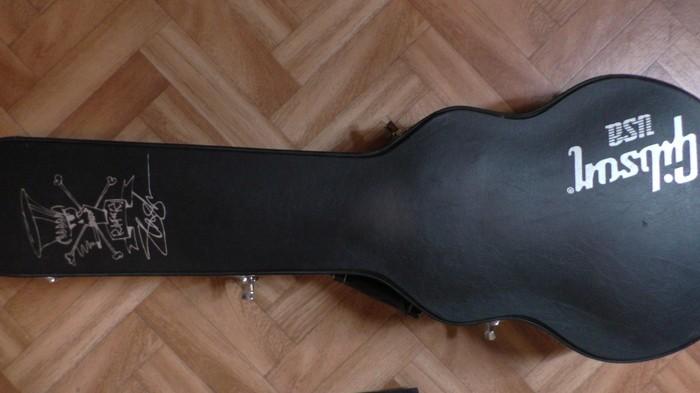 Gibson Slash Les Paul Standard 2008 - Antique Vintage Sunburst (90924)