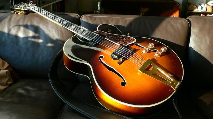 Photos et images Gibson Super-400 CES, 1956