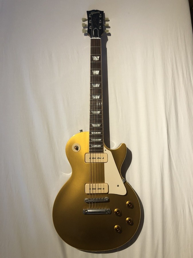 Gibson True Historic 1956 Les Paul Goldtop (96266)