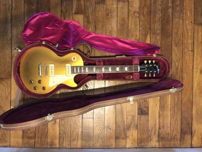 Gibson True Historic 1956 Les Paul Goldtop (58767)
