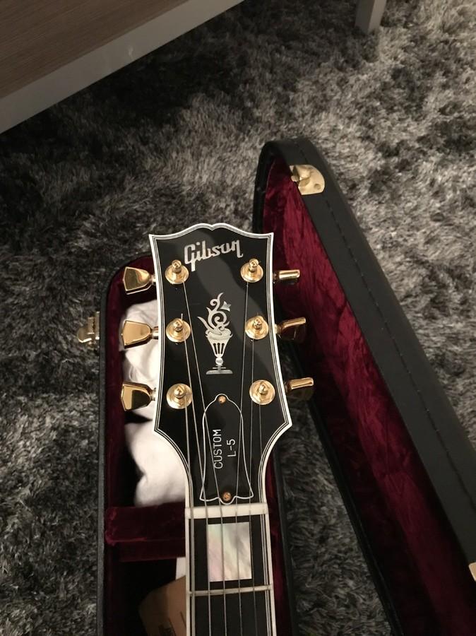 Gibson Wes Montgomery L-5 CES - Vintage Sunburst (2211)