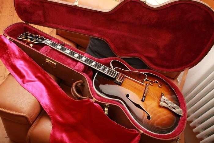 Gibson Wes Montgomery L-5 CES - Vintage Sunburst (76274)