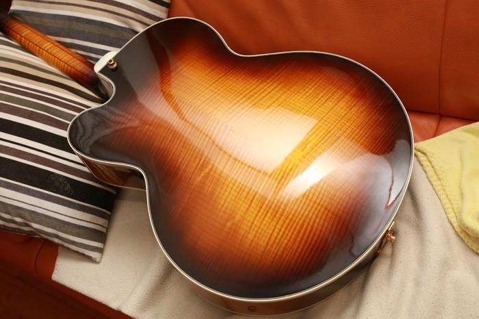 Gibson Wes Montgomery L-5 CES - Vintage Sunburst (67803)