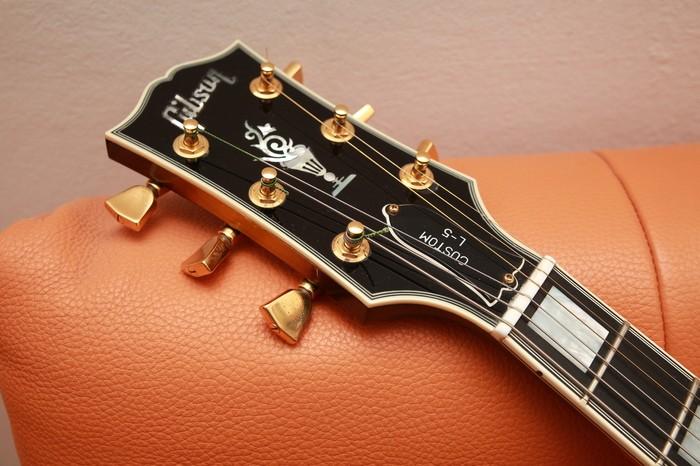 Gibson Wes Montgomery L-5 CES - Vintage Sunburst (44261)