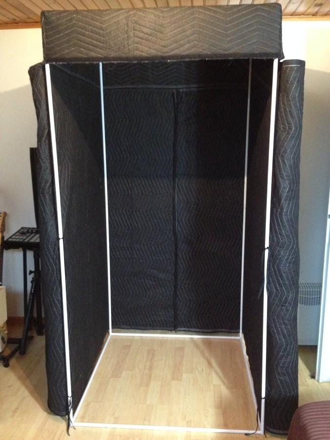 GIK Acoustics PIB (Portable Isolation Booth) (93175)