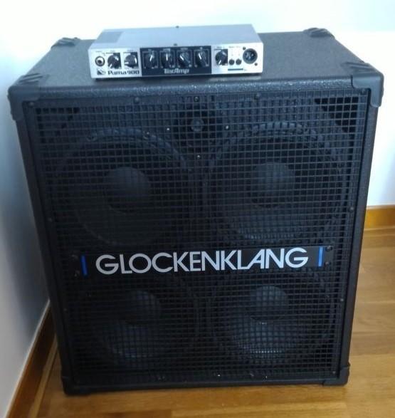 Glockenklang Quattro 4x10