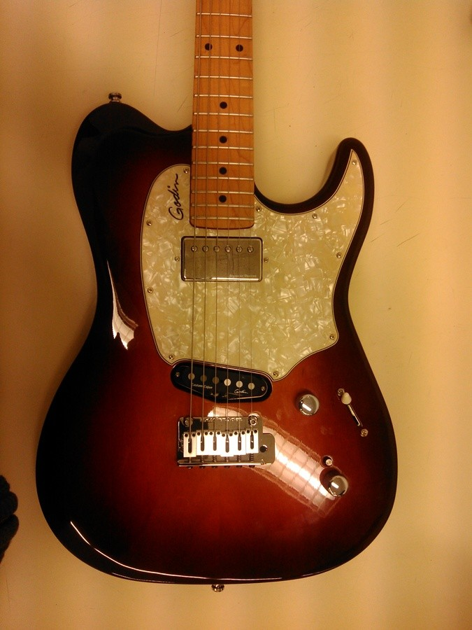 Godin Session Custom '59 (2785)