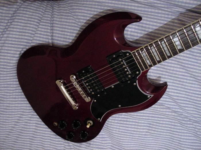 Fender John Mayer Stratocaster (53691)