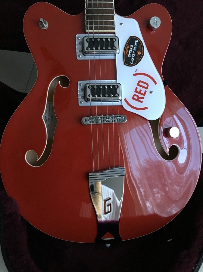 Gretsch G5623 Electromatic Center Block Bono - Red (18913)