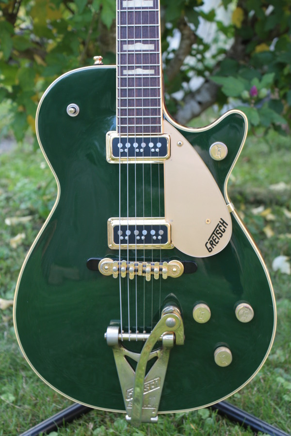 Gretsch G6128TCG Duo Jet - Cadillac Green (43661)