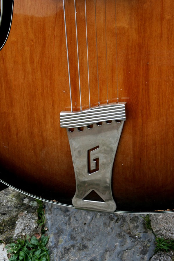 Gretsch G6192 Country Club - Sunburst (83739)