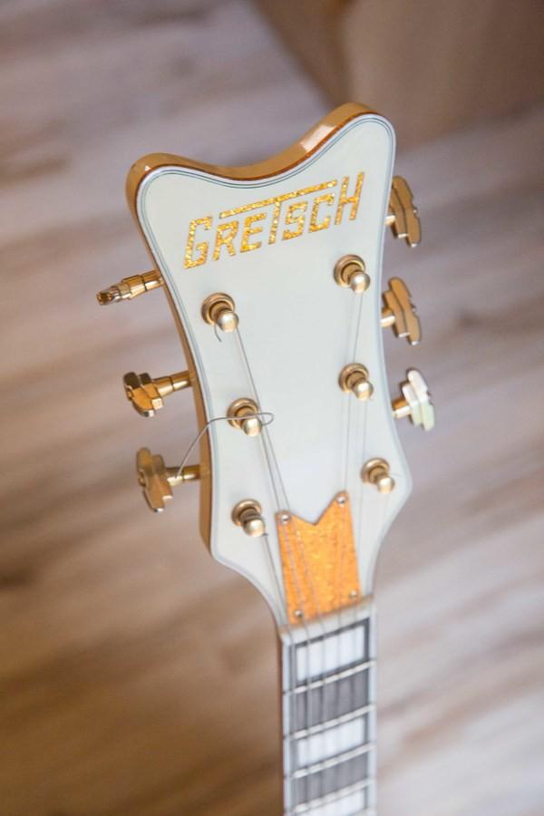 Gretsch G7593 White Falcon I - White (44714)