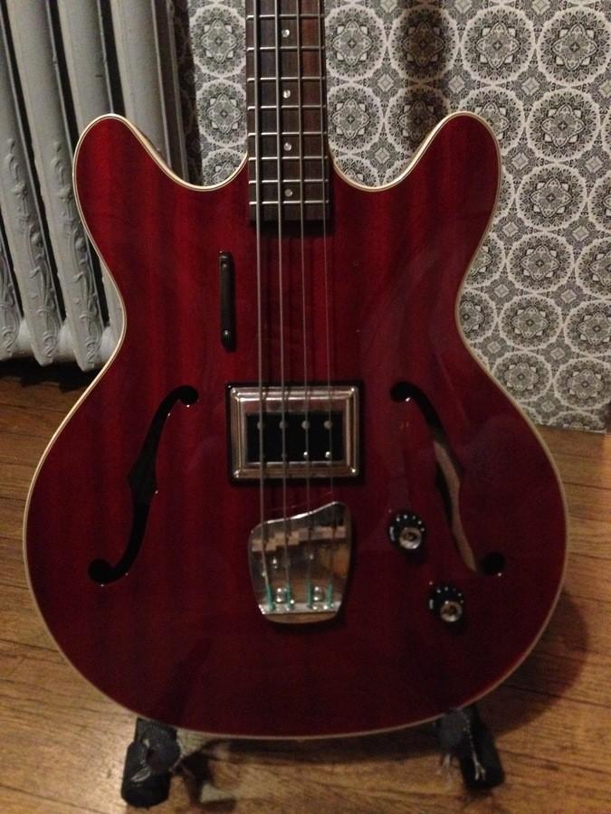 Guild Starfire Bass (66050)