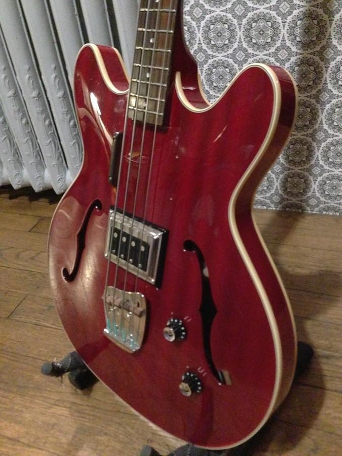Guild Starfire Bass (31350)