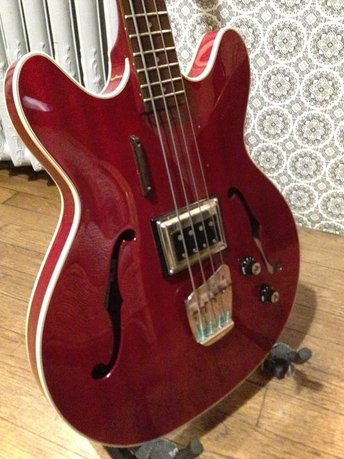 Guild Starfire Bass (92305)